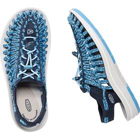 Keen Uneek Sandals Women Midnight Navy/Cendre Blue